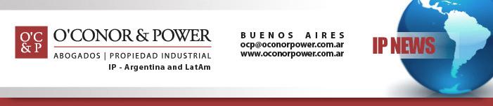 O'Connor & Power - Abogados, Propiedad Industrial - Buenos Aires, Argentina - www.oconorpower.com.ar